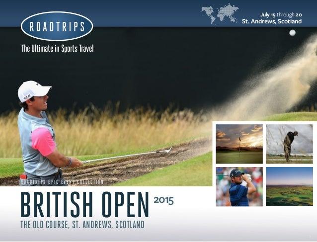 2015 British Open