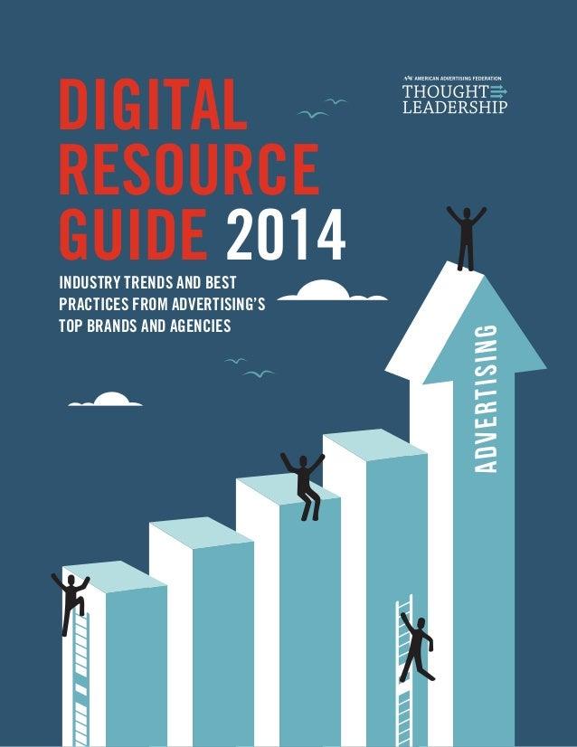 2014 digital resource guide
