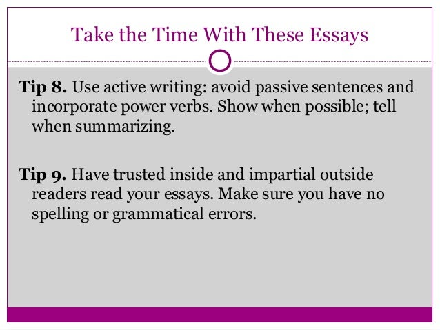 Should I rush to write poor-quality essays or should I take my time and get marked down?