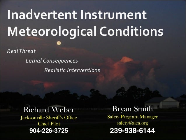 Real	   Threat	    	    Lethal	   Consequences	    	    	    Realistic	   Interventions Inadvertent	   Instrument	    Mete...