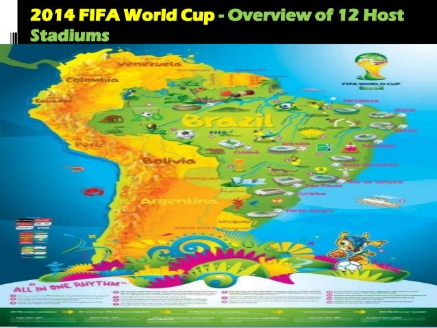 2014 fifa world cup   overview of 12 host stadiums