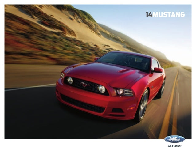 2014 ford _mustang_brochure