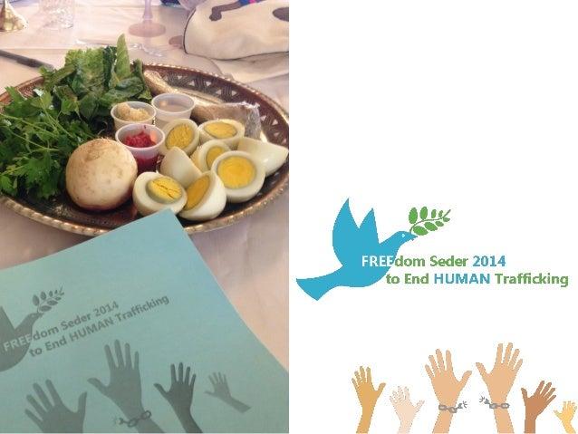 2014 Freedom Seder