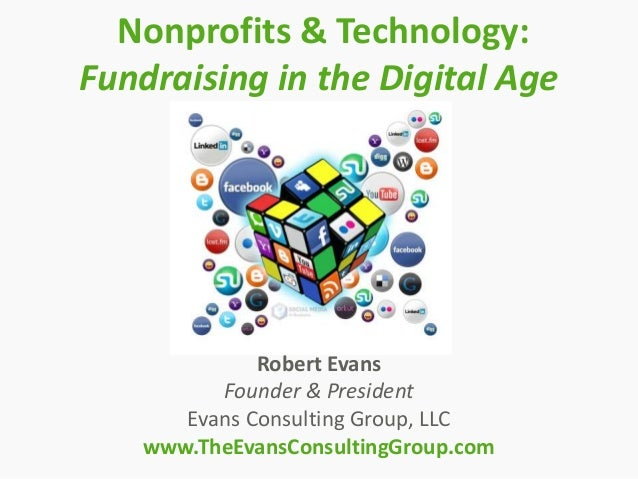 Nonprofits and Technology: Fundraising in the Digital Age