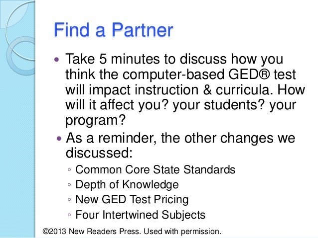 Taking the GED test..pls respond!?