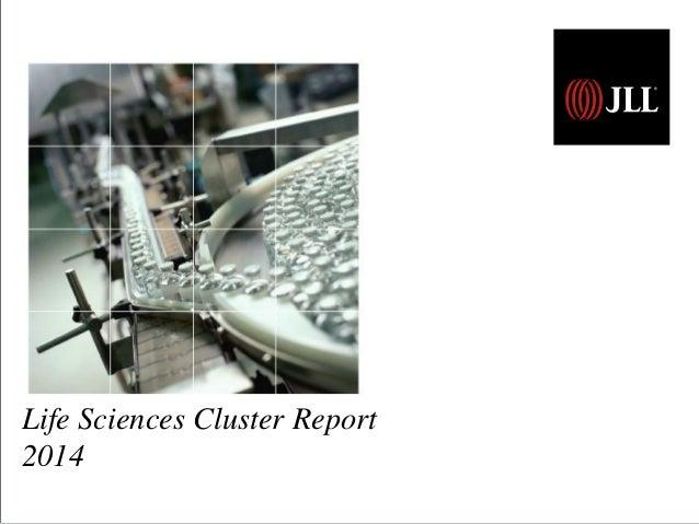 2014 Global Life Sciences Cluster Report