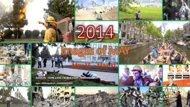 2014_ Images of MAY- May 15 - May 31