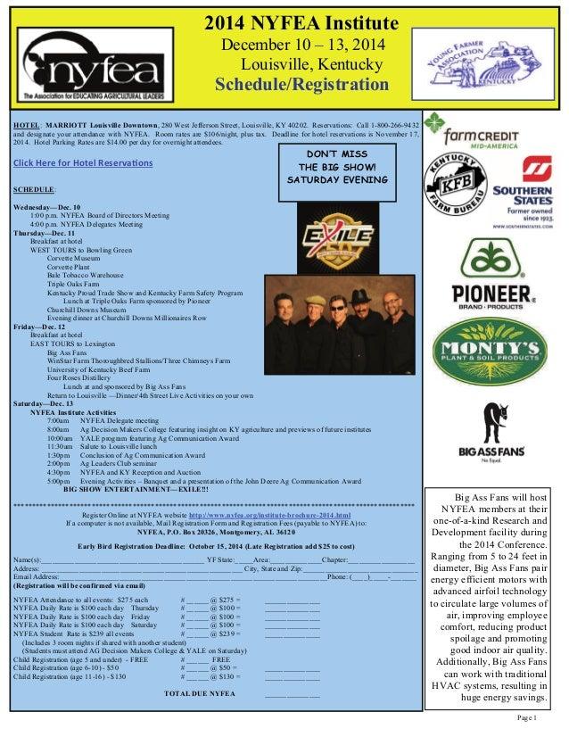 2014 institute brochure updated 6 3-14