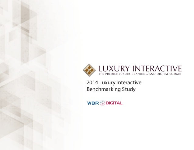 2014 Luxury Ecommerce Market Research Survey Results