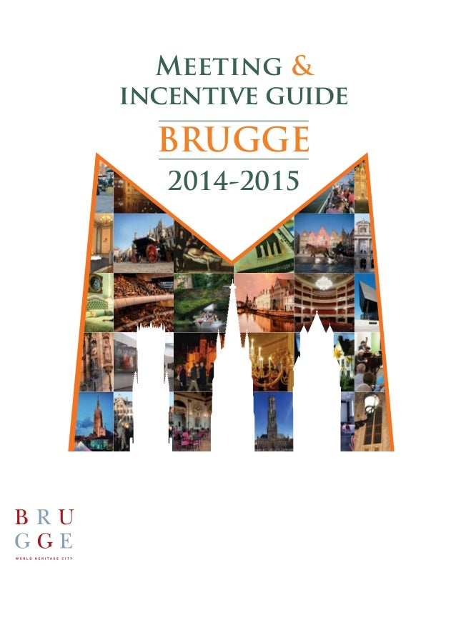 2014 meeting & incentive guide brugge