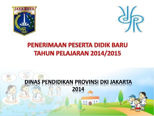 2014 PPDB DKI