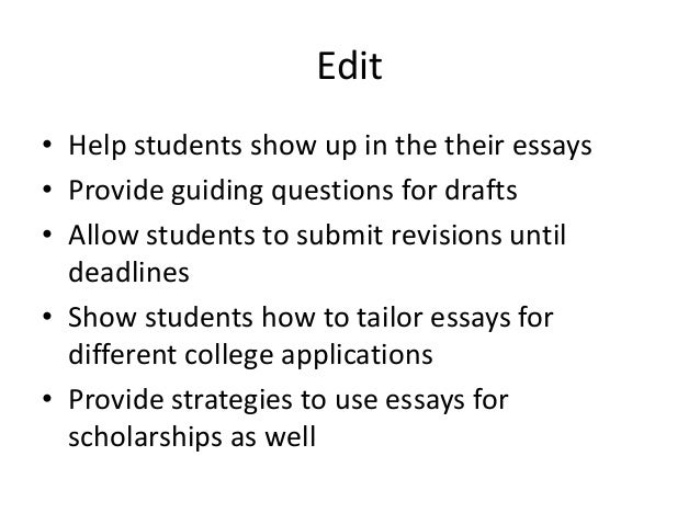 strategies to write an essay This handout will explain the functions of conclusions, offer strategies for writing effective ones, help you evaluate drafts, and suggest what to avoid writing an effective essay conclusion.