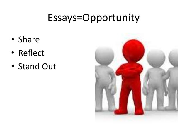 write a college essay that stands out How to write a winning college application essay college application essay – one that stands out and that your ability to write your college admissions essay.