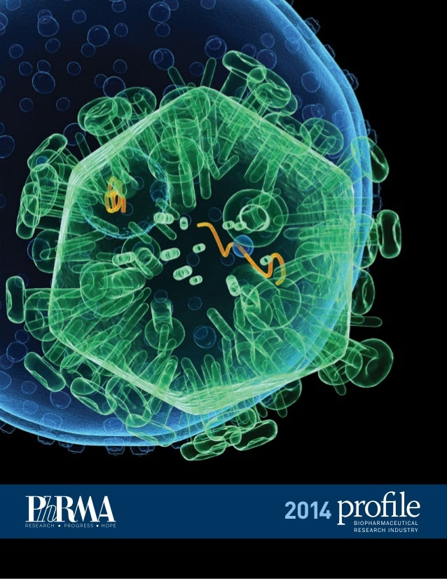 2014 Profile: Biopharmaceutical Research Industry