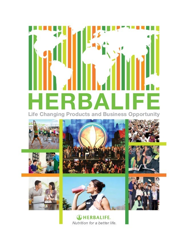 2014 pitch book herbalife usa