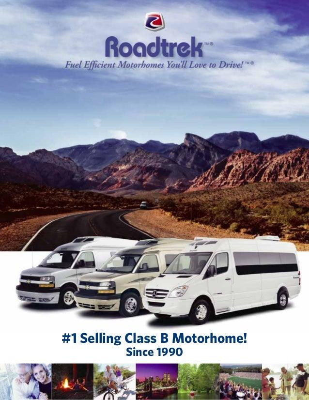 2014 Roadtrek Class B Motorhomes