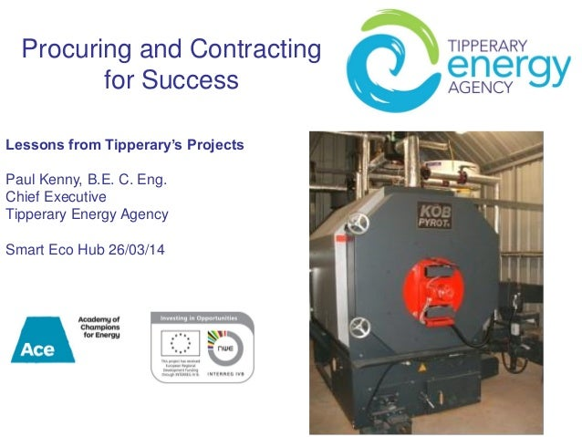 Biomass - Procuring & Contracting for Success