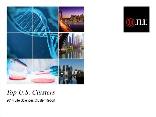 Top U.S. Clusters in the Life Sciences Industry