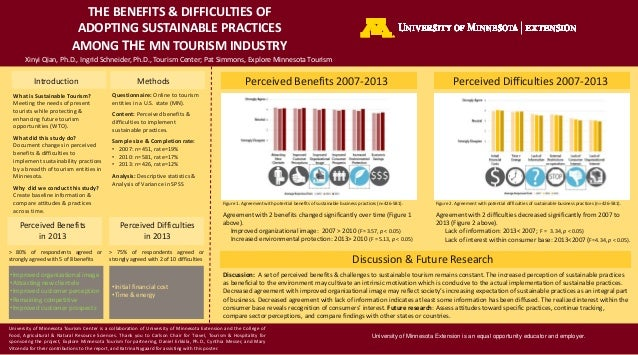 University of Minnesota Extension is an equal opportunity educator and employer. THE BENEFITS & DIFFICULTIES OF ADOPTING S...