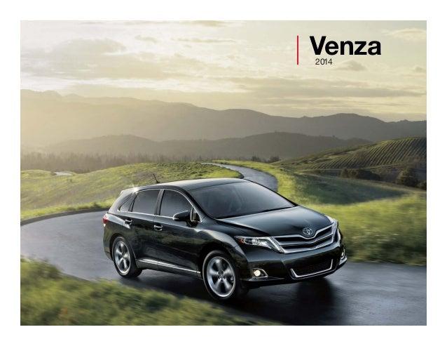 Venza2014