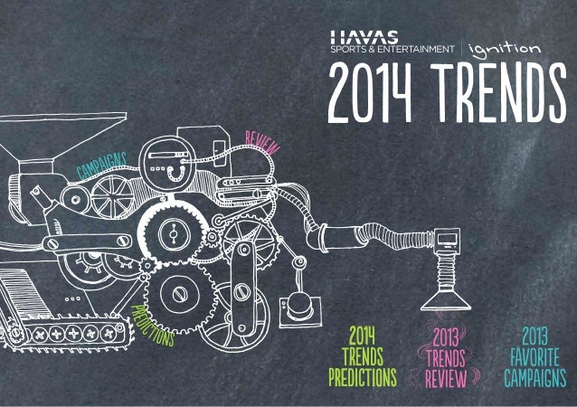 2014 Trends by Havas Sports & Entertainment
