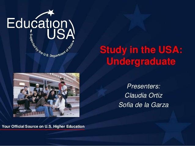 Estudia CARRERA en Estados Unidos