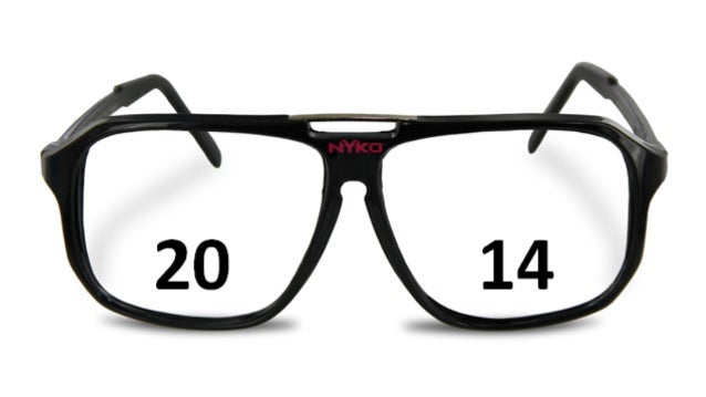 20/14 Vision