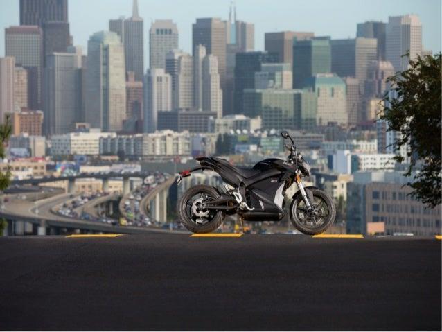 2014 Zero Motorcycles Excitement Tour
