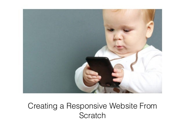 Creating a website from scratch using joomla