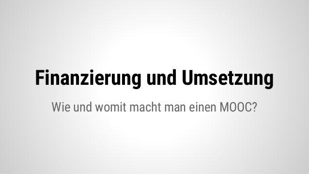 deutsche  M einlauf, wie man es macht