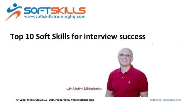 top ten soft skills top 10 soft skills for success