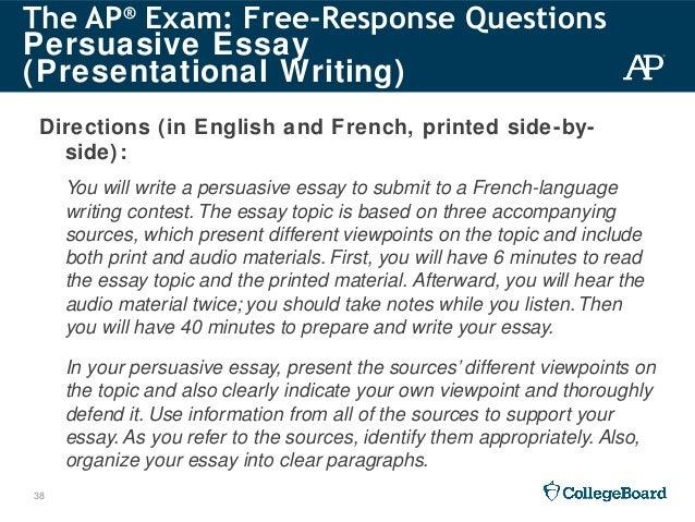Ap Lang Timed Writing Essay - image 7