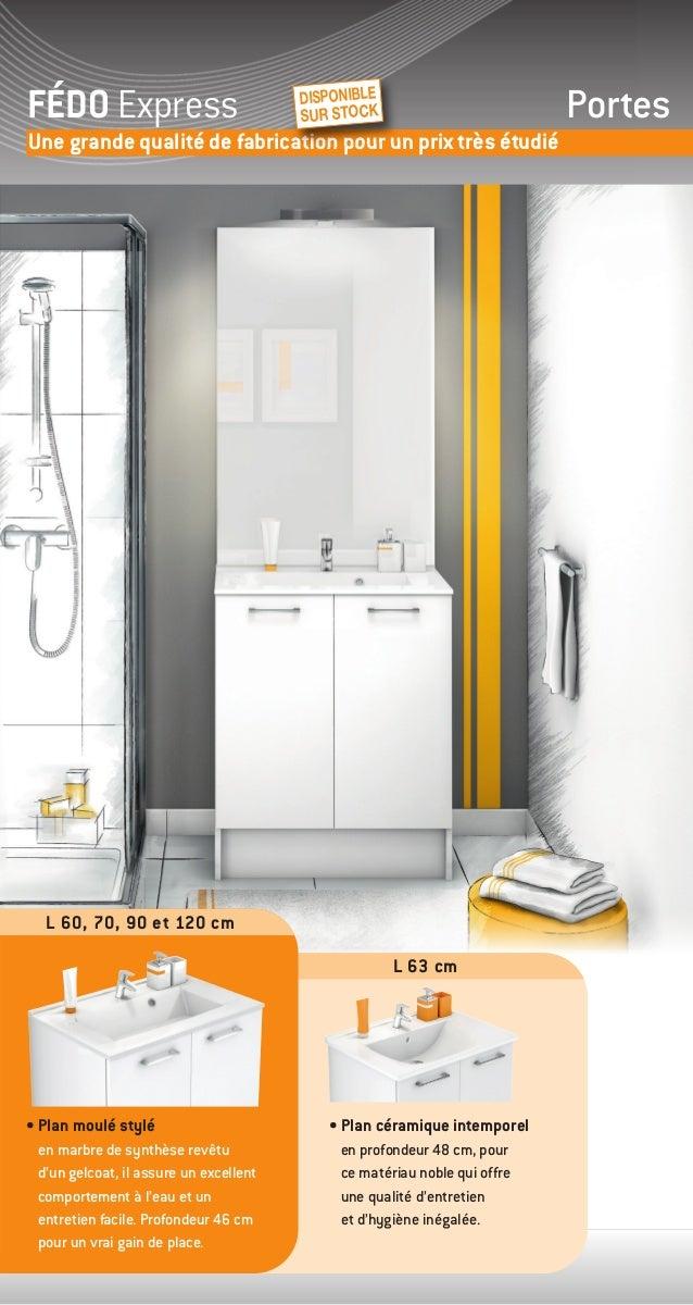 2015 catalogue meubles de salle de bains urbanpro de delpha - Delpha salle de bain ...