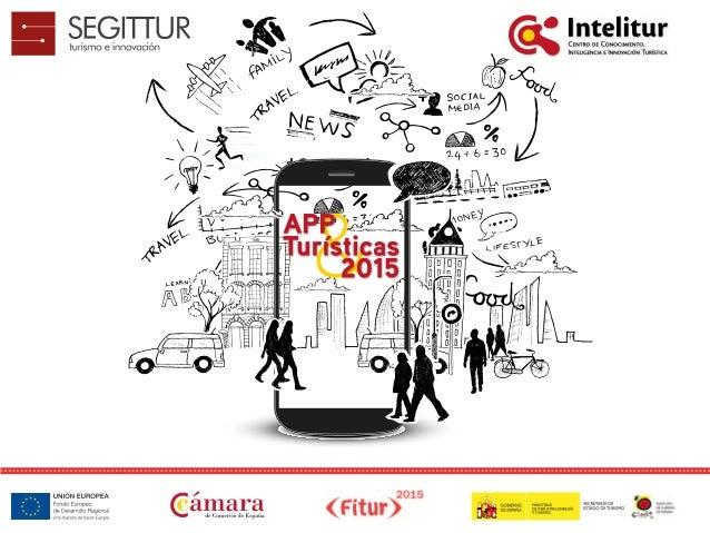 Introducción Guía de Apps 2015 Con la llegada de los smartphones, las tabletas o las wearables technologies, las nuevas te...