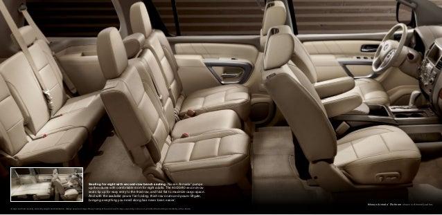 2015 nissan armada in new york ny nissan - 2015 nissan armada platinum interior ...