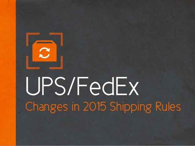 an overview of fedex and ups The ups store and marken announced today the launch of a new option that will allow nurses to drop off clinical trial samples at approximately 4,600 the ups store locations within the united states.