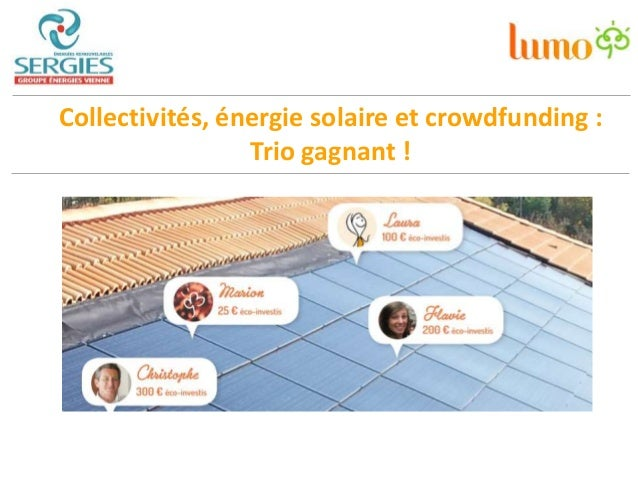 /14 Collectivités, énergie solaire et crowdfunding : Trio gagnant !