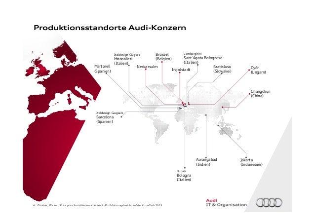 Enterprise Social Network Bei Audi Ein Erfahrungsbericht