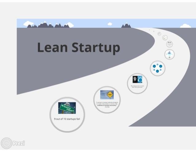 Lean Startup Basics @ FinTechMeetup Frankfurt