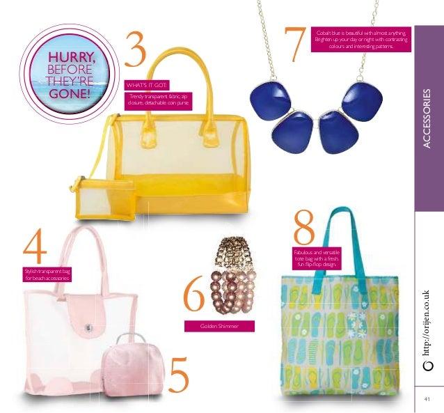 Tote Bag Oriflame And Versatile Tote Bag Ith