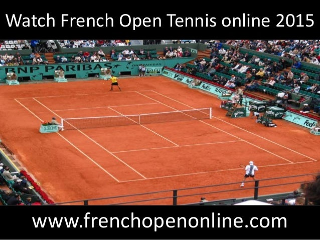 french open watch live