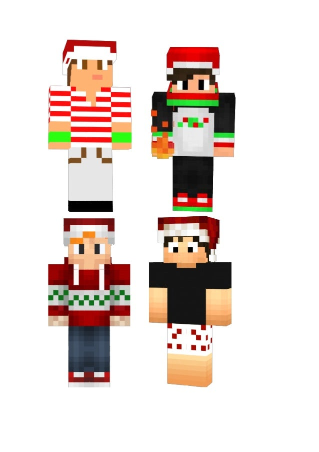 Other interesting skins 4 click here to download minecraft skins