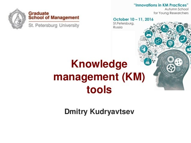 Thesis knowledge management goals