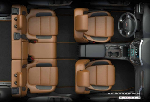 2017 GMC Acadia Brochure | Omaha Area GMC Dealer