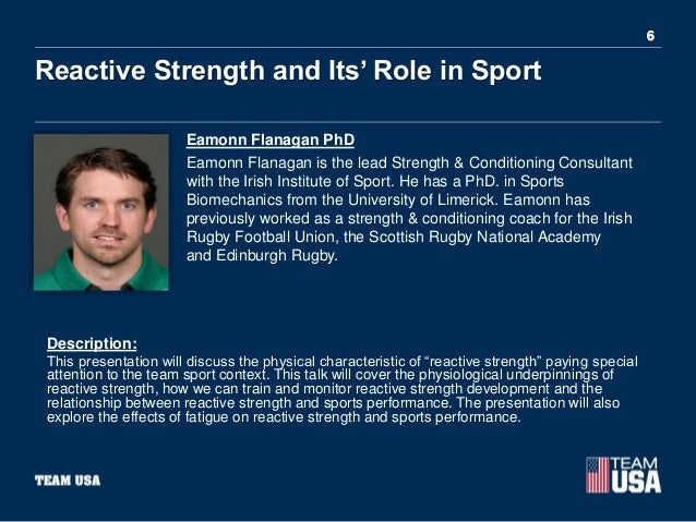 Phd strength and conditioning