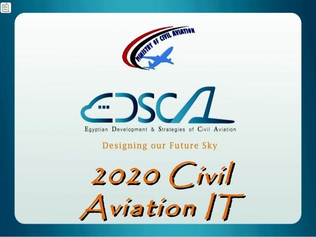 2020 Civil Aviation IT
