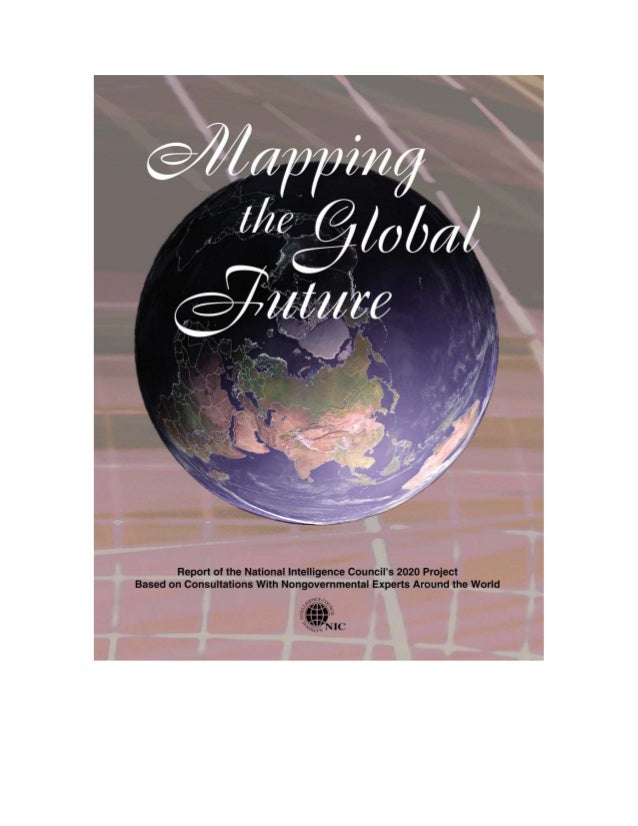 2020 mapping the global future
