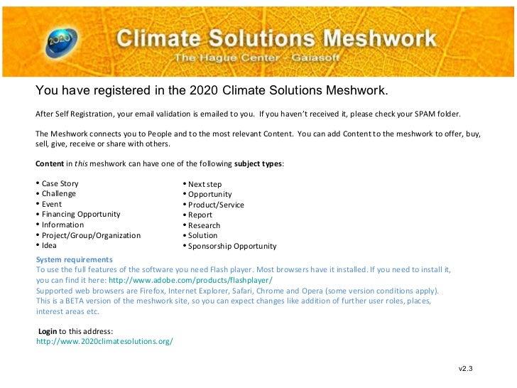 2020 Meshwork user guide v2.3