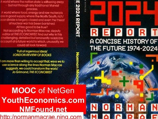 MOOC of NetGenYouthEconomics.com   NMFound.net
