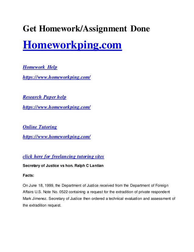 When is it reasonable to consider Homework Help questions solicitation?